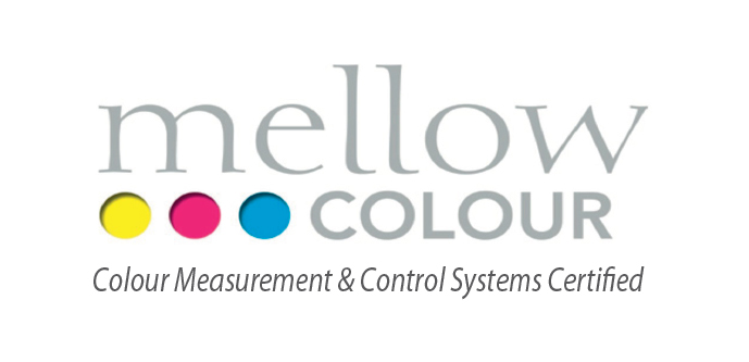 Mellow Colour Pressure Sensitive Food Labels